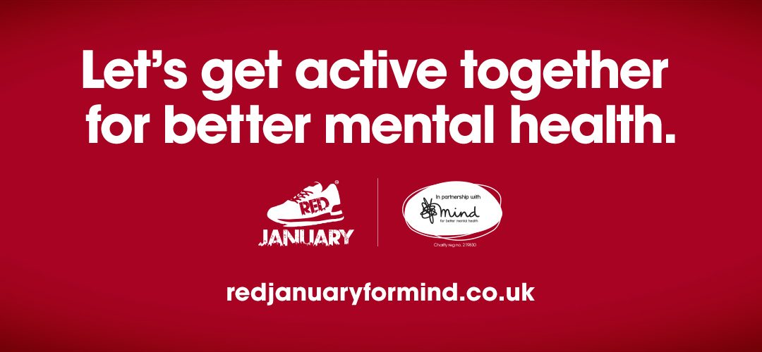 Swapping the red pen for RED January